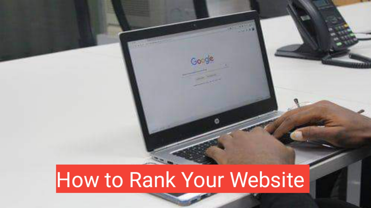 Rank your website fast